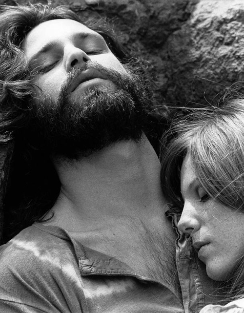 CRUELLO (Jim Morrison and Pamela Courson, 1969  ...)