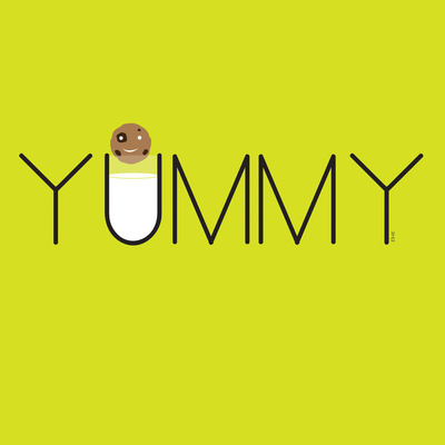 Yummy Art Print by Dale Keys | Society6