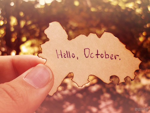 Hello October Pictures - Hello October Photos, Images and Graphics
