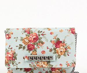 clutch floral cute