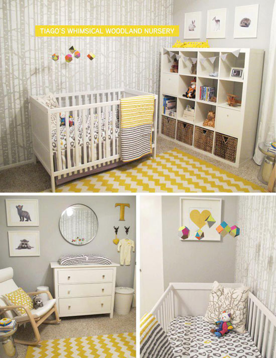 Nursery Wall Decor Ideas wall decor for nursery - nursery decorating ideas