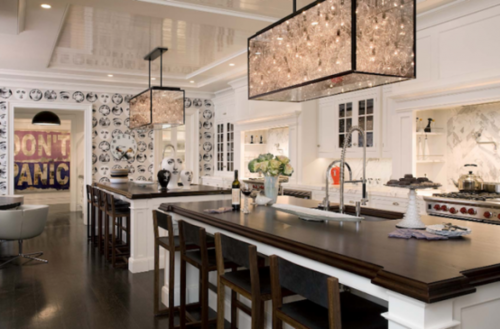 100 Awesome Kitchen Island Design Ideas | DigsDigs on we heart it ...