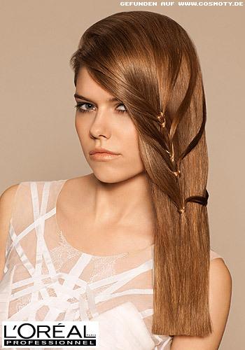 Peinados de moda peinados juveniles de fiesta 2013 we - Peinados de fiesta ...