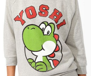 yoshi 3/4 sleeve pullover