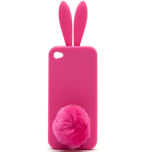 Iphone 5s Cases Hot Pink Pink Iphone 5 Bunny Case