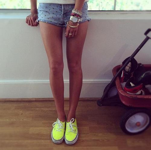 Как сделать свои ноги худыми и красивыми