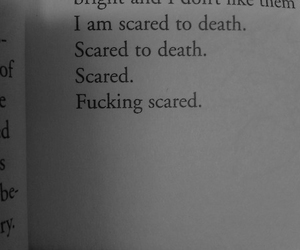 scared