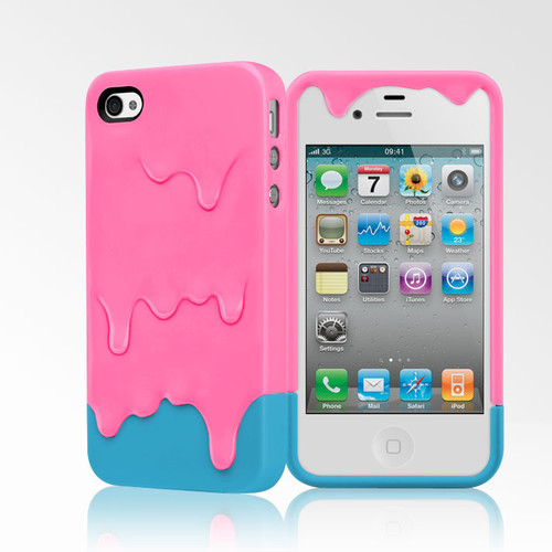 lolli mobile accessories cute case for iphone 4 and