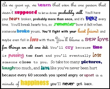 cute quotes for pictures. Cute Myspace Quote Graphics - Myspace Quotes