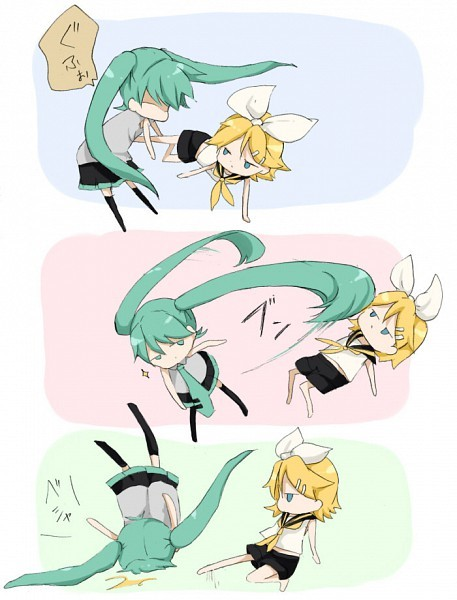 vocaloid fighter
