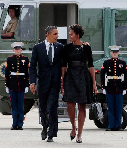 Os looks de michelle obama belle diva - Diva futura michelle ...