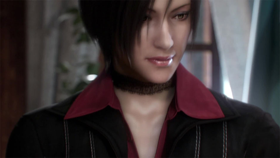 ada wong in resident evil � damnation 2012 movie image