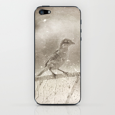 Through the Window iPhone & iPod Skin by TexturesForever | Society6