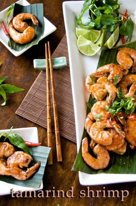 Tamarind Shrimp Recipes