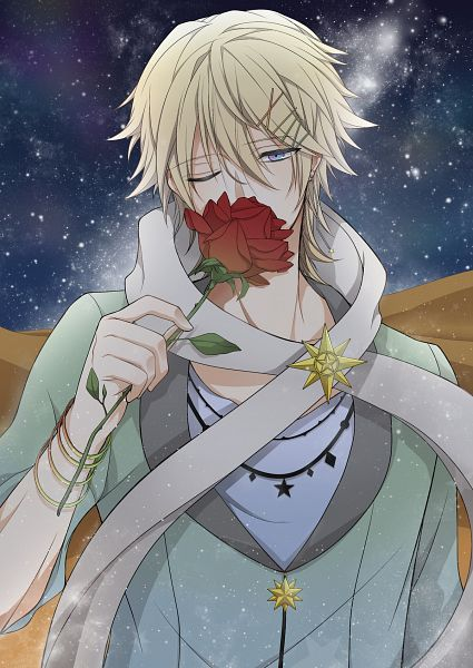 The Little Prince Uploaded By Vytaa On We Heart It: Anime, Anime Boy, And Rose