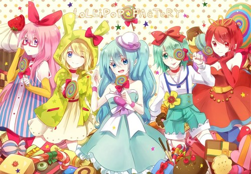 Vocaloid FC *-*~~! 553650_110525935772794_26159075_n_large