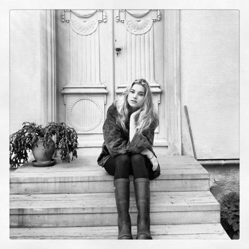 ელზა ჰოკსი - შვედი მოდელი