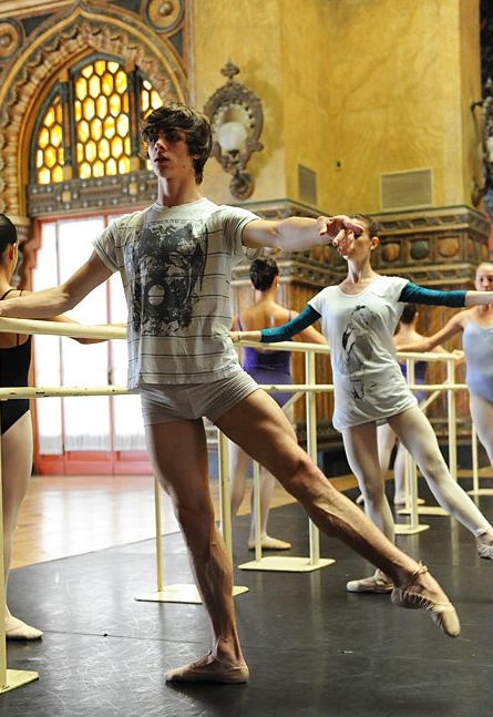 Ballet Tights Bulge http://weheartit.com/entry/41567353