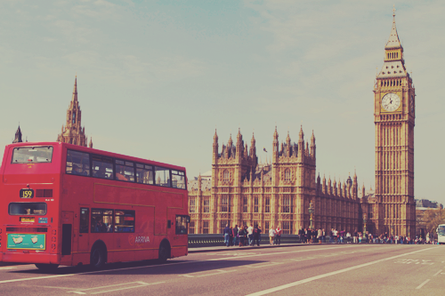 london bus | Tumblr