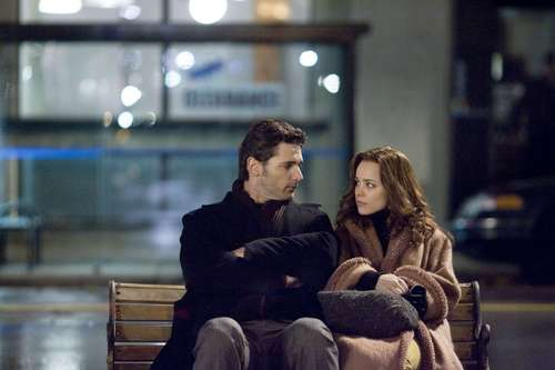 Movie Photos: ERIC BANA as Henry DeTamble and RACHEL McADAMS as Clare Abshire in New Line Cinema's romantic drama 'The Time Traveler's Wife,' a Warner Bros. Pictures release. Photo by Alan Markfield.