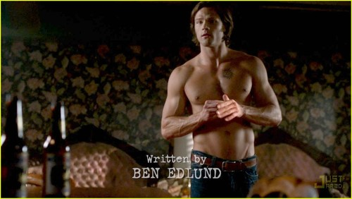 Shirtless Jared Padalecki is The Third Man | jared padalecki shirtless 21 ...