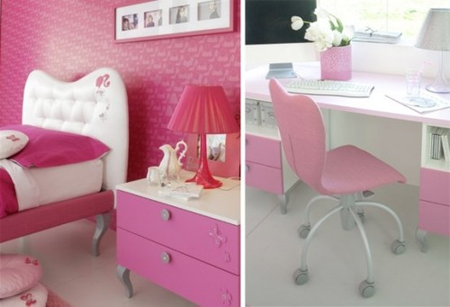 Room for a Barbie Princess from Doimo Cityline | DigsDigs on we ...