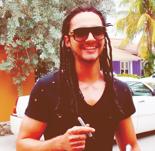 Living on the secret avenue. #Tom Kaulitz.