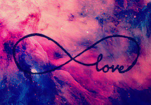 Galaxy Tumblr Photography Infinity Tumblr Infinity Sign Galaxy