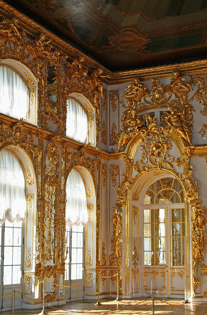 Catherine Palace | Flickr : partage de photos !