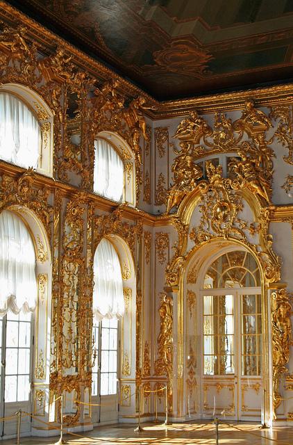 Catherine Palace | Flickr: partage de photos!