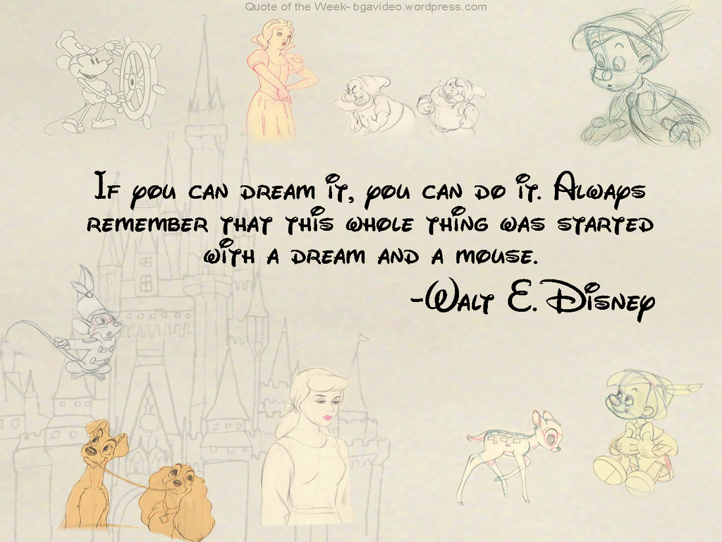 Walt Disney Quotes About Friendship Inspirational Disney Quotes Wallpaper  Collection 7 Wallpapers