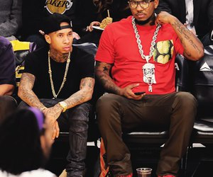 tyga and the game