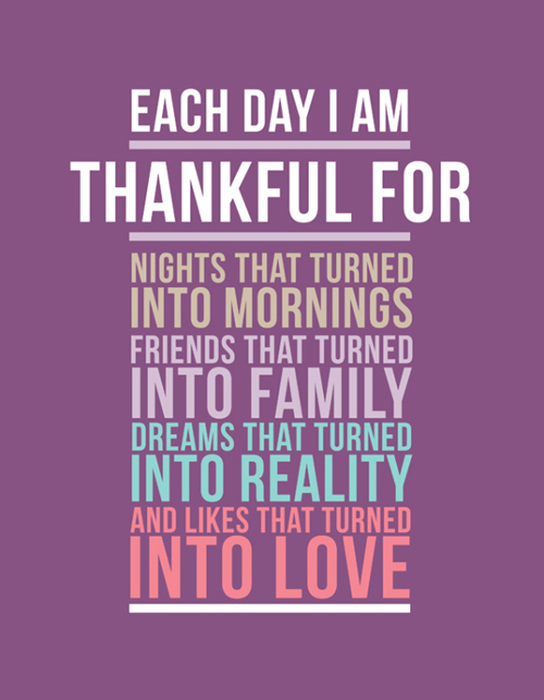 I AM Thankful Quotes Family  I Am Blessed And Thankful Quotes