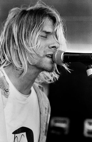 The Heaven Of Kurt Cobain Kurt Cobain Wallpaper