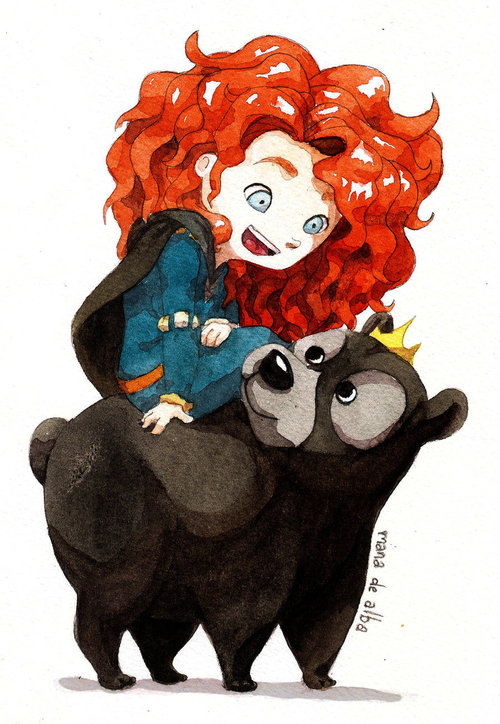 Merida_brave_by_manawua-d5b0igb_large