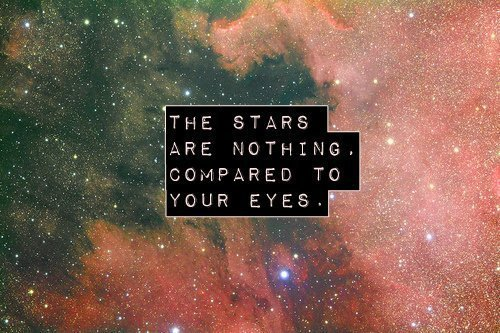 the stars are nothing | Tumblr