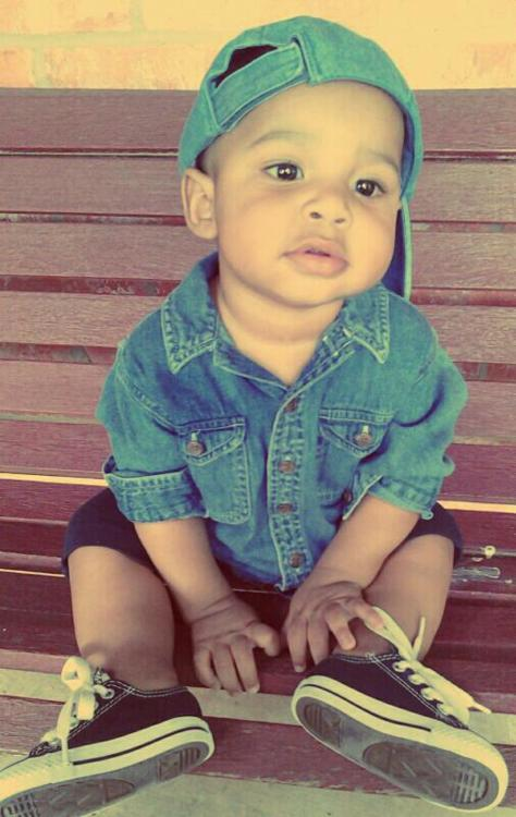 Mixed baby boy | We Heart It | cute, baby, and adorable