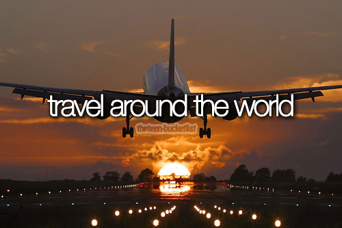 travelling around the world essay