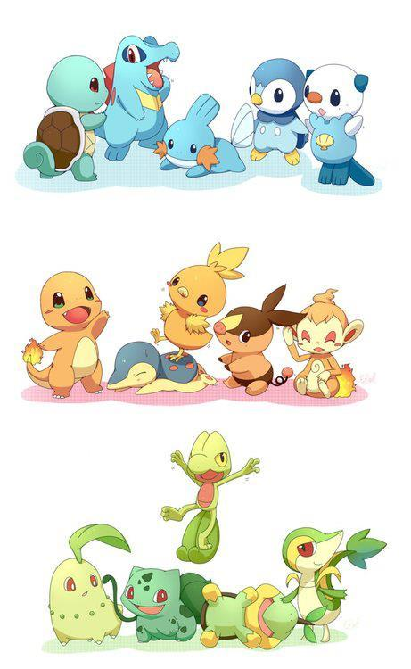 all cute pokemons with names - photo #32
