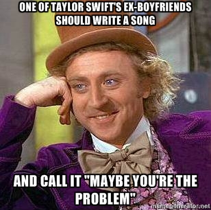 Taylor Swift problem 