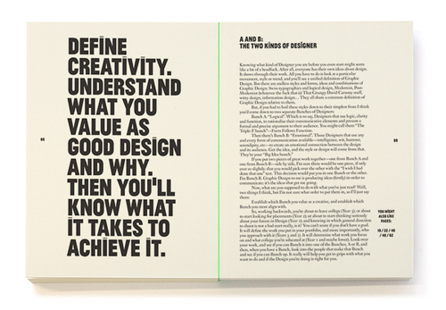 Creative Review - The Democratic Lecture