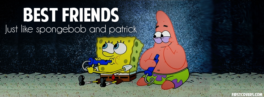 Spongebob And Patrick Best Friends Wallpaper