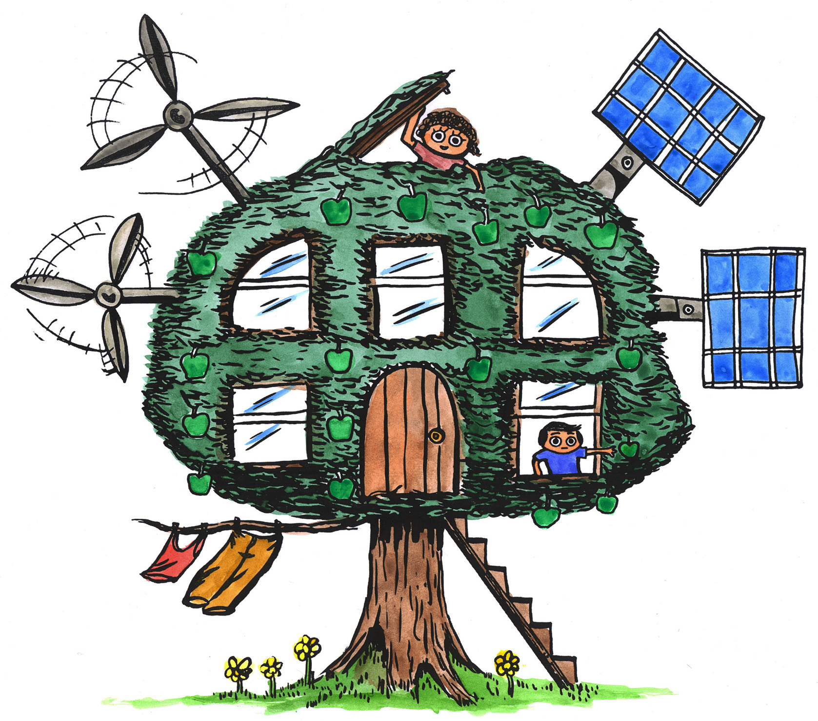 Save electricity pictures for drawing save gas for Save energy painting