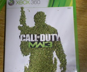 call off duty weed