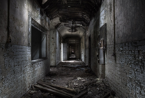 Hellingly abandoned asylum on Flickr - Photo Sharing!
