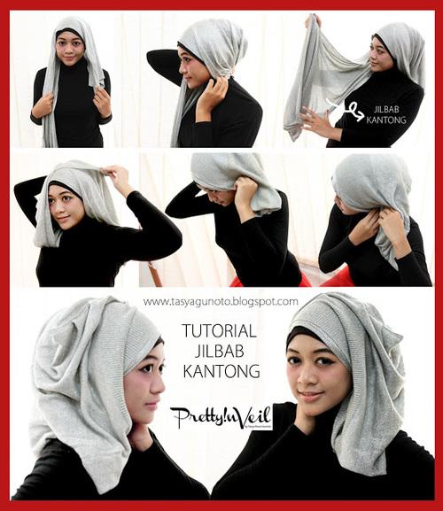 كيفية وضع الحجاب بشكل رائع Tutorial_Jilbab_Kant