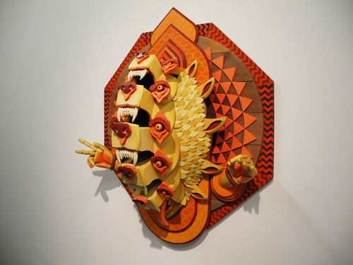 Openings: AJ Fosik  Lamplighter to the Promised Land @ Guerrero Gallery  Arrested Motion