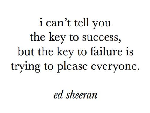 quotes from ed sheeran songs favorites