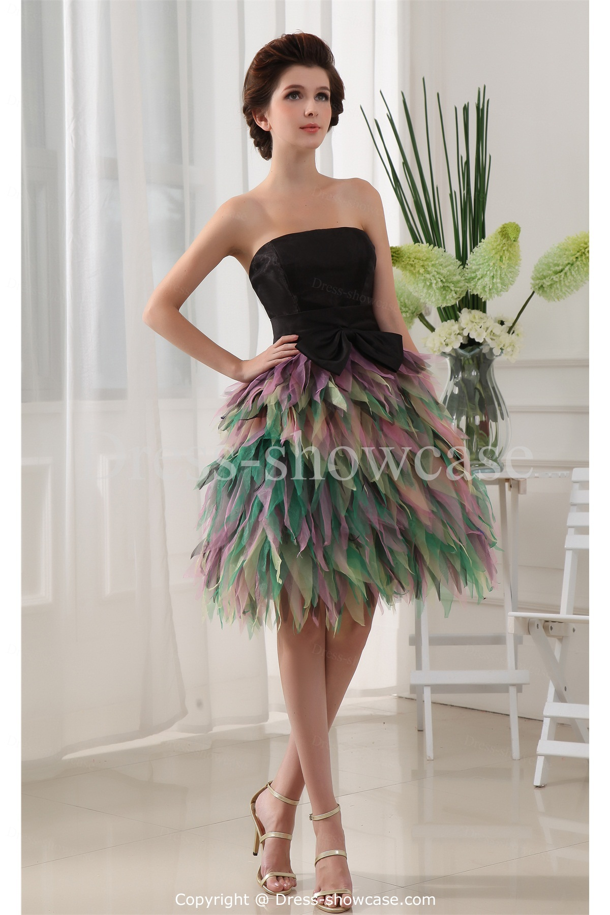 knee length homecoming dresses - Dress Yp