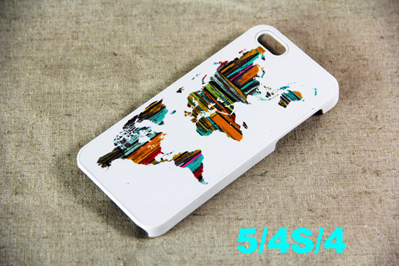 Map of the world iphone 5 case map of the world iphone 5 case retro world map iphone 5 scrub case by acyc gumiabroncs Images